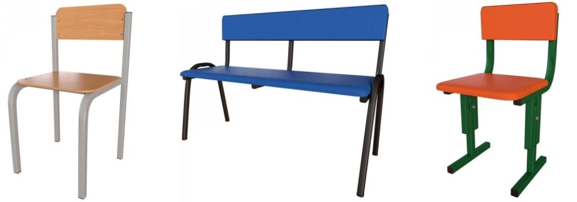 Выбираем детские стулья и лавки для садика