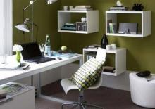 Домашний рабочий кабинет: советы по организации