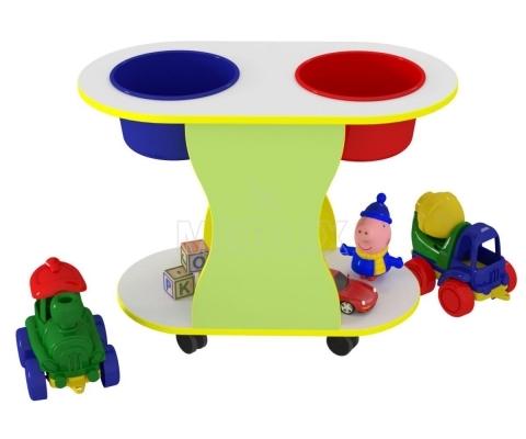 Безопасная мебель для садика