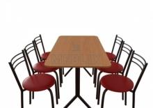 Какой должна быть мебель для общественных столовых