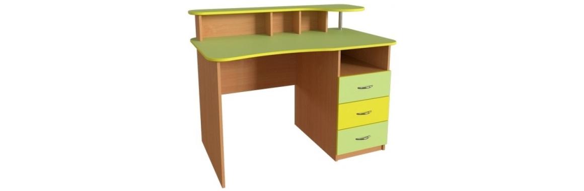 Письменный стол для школьника: секреты выбора