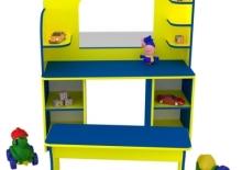 Обзор мебели для детских учреждений