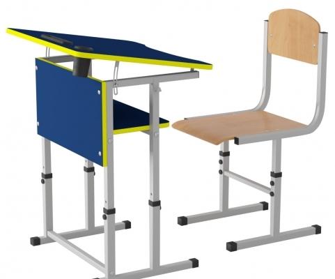Комплекты ученической мебели для НУШ в интернет-магазине MEBLIX
