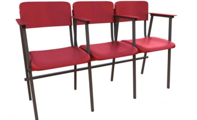 Секции кресел и стульев – виды и характеристики