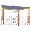 Стол для детского садика Трапеция регулируемый от производителя