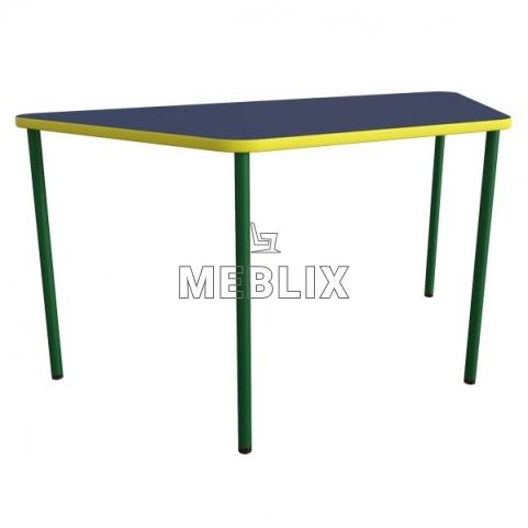 Стол для детского садика Трапеция от производителя