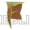 Стол детский Лепесток регулируемый по высоте