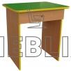Стол детский ДСП одноместный с ящиком от производителя