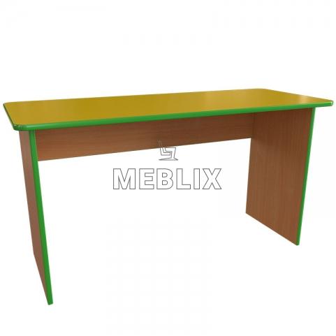 Стол для детского садика из ДСП двухместный