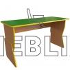 Стол для садика регулируемый по высоте двухместный от производителя