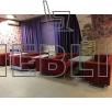 Диван тканевой для офиса и кафе  Dream  3-х местный