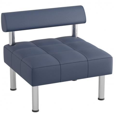 Прямая мебельная секция для офисов Тетра