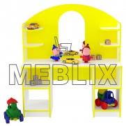 Игровая детская мебель Красуня