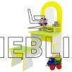 Игровая мебель детская Парикмахерская для детских садиков