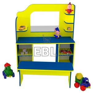 Мебель игровая Парикмахерская большая