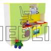 Детская игровая кухня Фиона