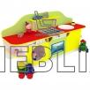 Детская игровая кухня Золушка для садиков от производителя