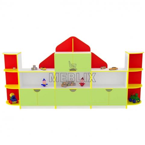 Игровая стенка Домик от производителя