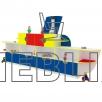 Игровая стенка детская Кораблик от производителя