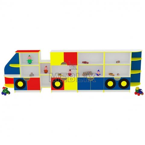Детская игровая стенка Машина от производителя