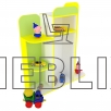 Детская игровая стенка Уголок Ряжения