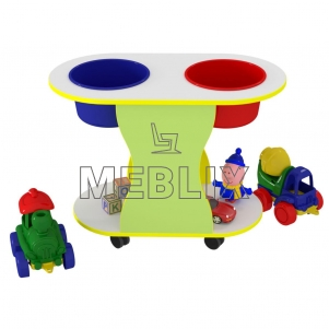 Столик для песка и воды