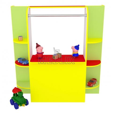 Детская игровая зона Кукольный театр для детских садов