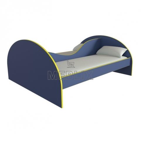 Кровать детская двойная Бриз