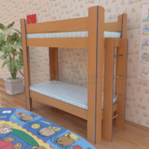 Детская кровать-чердак Дуэт
