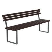 Уличные лавки, скамейки