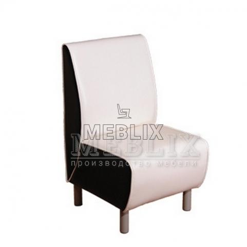 Одноместные кресла серии Метро для кафе и баров