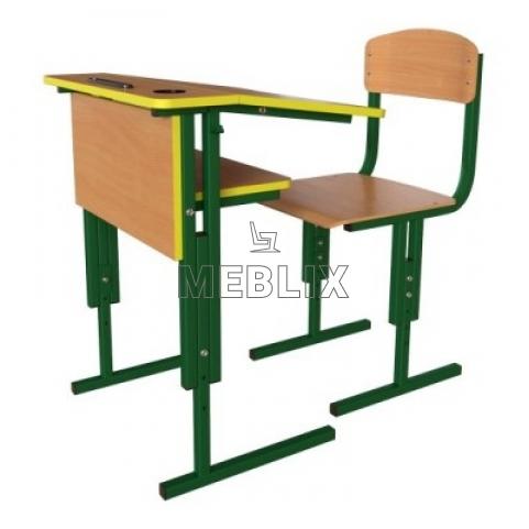 """Комплект парта и стул """"Новая украинская школа"""""""