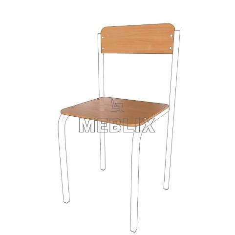 Прямая фанера для восстановления стула для учебного заведения