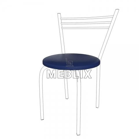 Сиденье на обеденный стул Никос Плюс