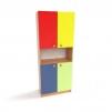 Шкаф для детских пособий с дверцами Д-1 от производителя