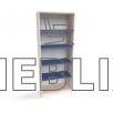 Стеллаж для пособий в детском саду Д-3 от производителя
