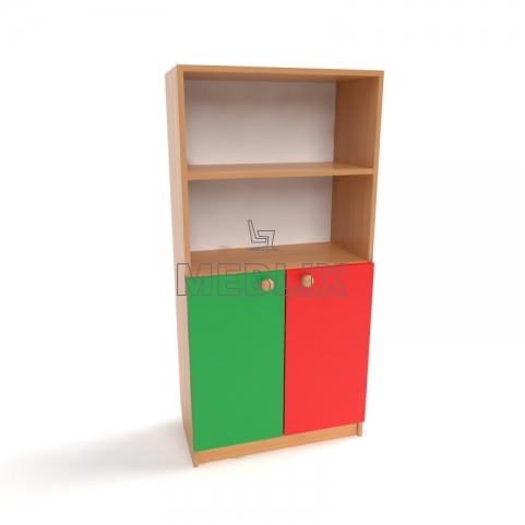 Шкафчик для детских пособий Д-4 от производителя