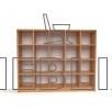Шкаф для горшковв детский сад от производителя