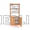 Шкаф медицинский для документов ШД-1