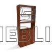 Купить офисный шкаф для документов со стеклом ШД-4