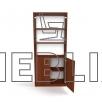 Шкаф для школьных документов со стеклом ШД-4