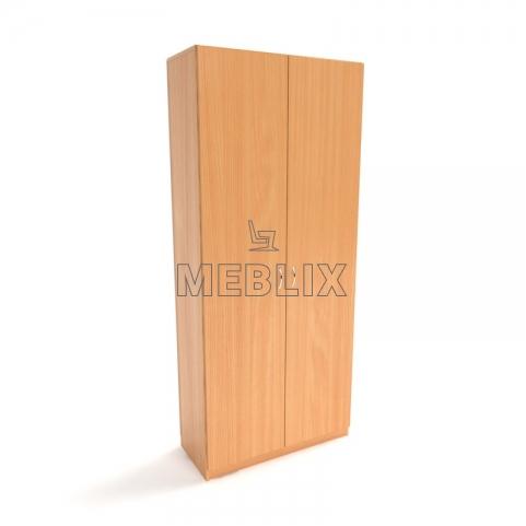 Шкаф в кабинет врача для хранения документов ШД-7