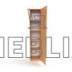 Шкаф школьный для пособий и документов ШД-8