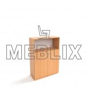 Шкаф-тумба для документов ШТ-1