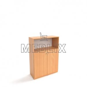 Медицинская шкаф-тумба для документов ШТ-1