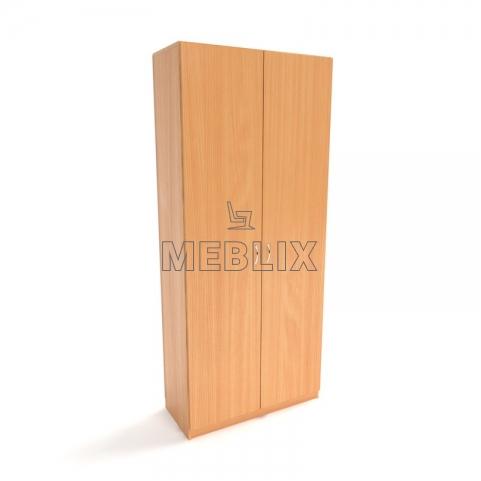 Школьный шкаф для одежды ШО-1