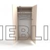 Школьный шкаф для одежды ШО-2