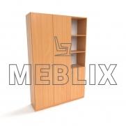 Шкаф для одежды комбинированный ШО-3