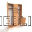 Собери стенку в школу (18 модулей)