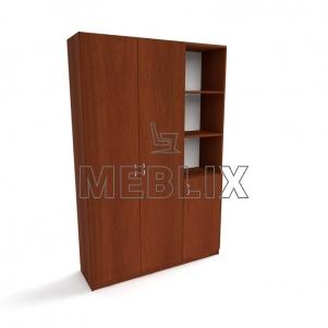 Школьный шкаф для одежды комбинированный ШО-3